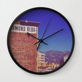 Raymond Wall Clock