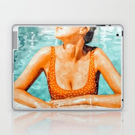 Mi Bebida Por Favor #painting #summer Laptop & iPad Skin