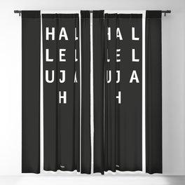 Hallelujah - Bavarian Slang 4 -awesome-super- Blackout Curtain