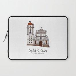 Catedral de Caracas Laptop Sleeve