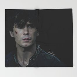 Bellamy Blake Throw Blanket