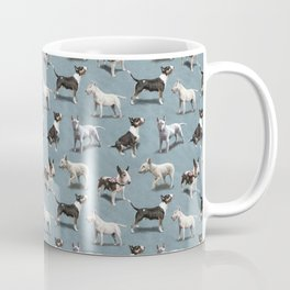 The Bull Terrier Coffee Mug