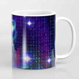 """Face of the Universe"" by surrealpete Coffee Mug"