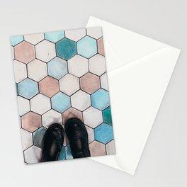 Art Beneath Our Feet - Haarlem Stationery Cards