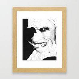 Take me to the Morgue Framed Art Print