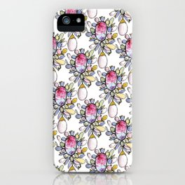 Brooch Repeat iPhone Case