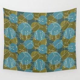 Tipsy Martini Wall Tapestry