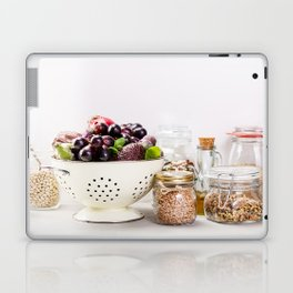 fruits, vegetables, grains, legumes and nuts Laptop & iPad Skin