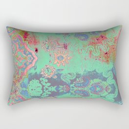 Tracy Porter / Poetic Wanderlust: You. Me. Oui. Rectangular Pillow
