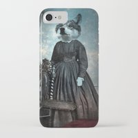 dexter iPhone & iPod Cases featuring Dexter by ppatphoto