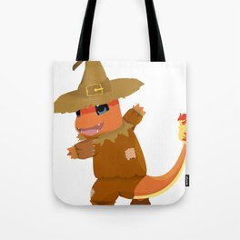 Scarecrow #04 Tote Bag