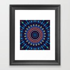 Luminescent Sky Framed Art Print