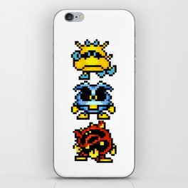 Dr. Mario Viruses iPhone Skin