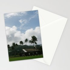 Small Town Maui Stationery Cards