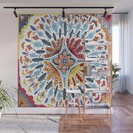 Spanish Tiles Wall Mural