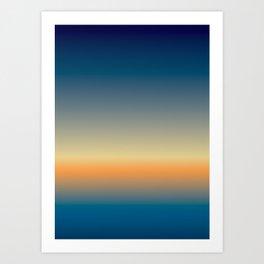 SNST:6 (Cancun) Art Print