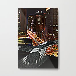 The Adventurer Metal Print