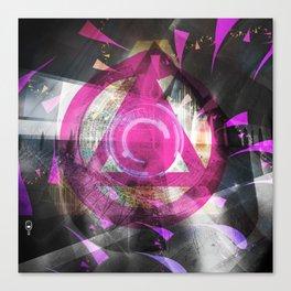 IX Rapid Eye Movement Canvas Print
