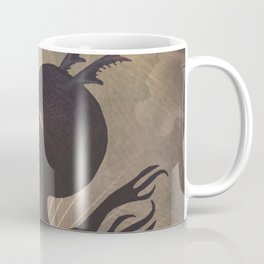 Flight of the Dusk Creature Coffee Mug
