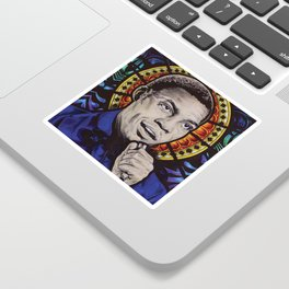 Desmond Dekker Sticker