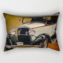 Dodge DA Tourer 1929 Rectangular Pillow
