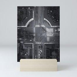 Urban Finnish Cityscape Mini Art Print