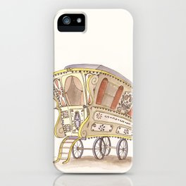 Caravans iPhone Case