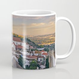 Obidos in the evening Coffee Mug