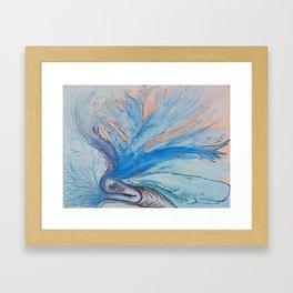 Self Help Framed Art Print