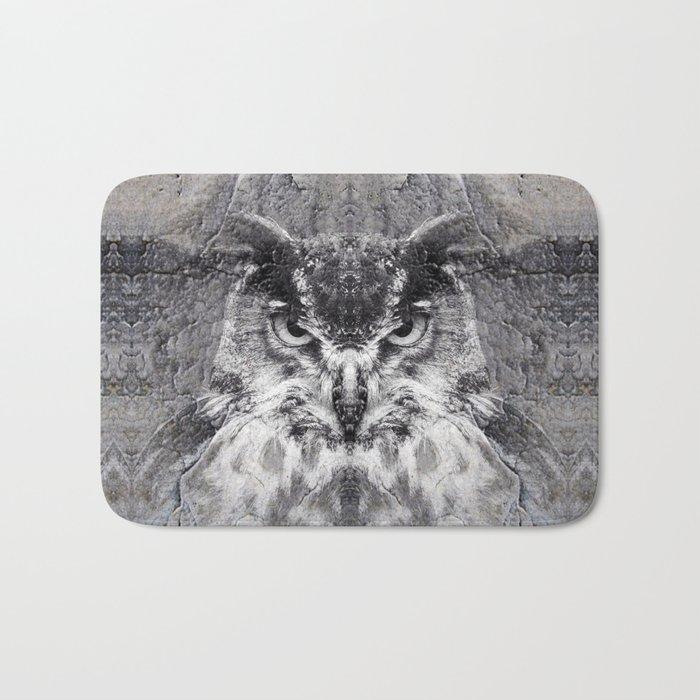 Owl I Bath Mat