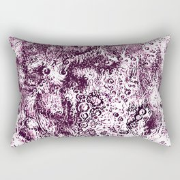 An Expired Planet Rectangular Pillow
