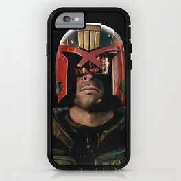 Dredd iPhone Case