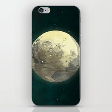 Big Moon iPhone & iPod Skin