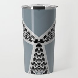 Geometric shape 2 Travel Mug