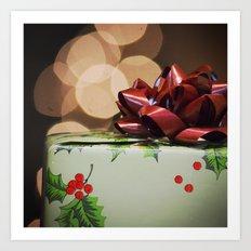 Presents Art Print