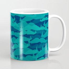 Movember Crowd Coffee Mug