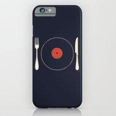 Vinyl Food iPhone 6s Slim Case