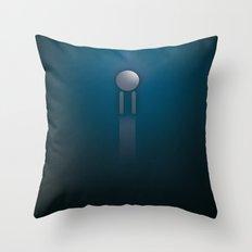 SMOOTH MINIMALISM - Star Trek Throw Pillow