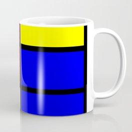 Mondrianista Coffee Mug