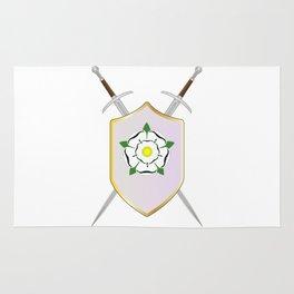 York Army Shield Rug