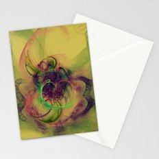 Phantom Heart Nebula Stationery Cards