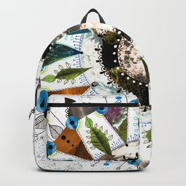 Earth Mandala Backpack