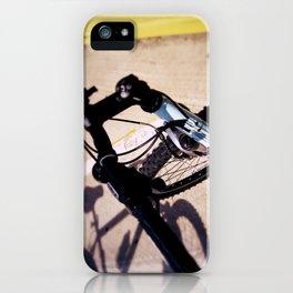 Handlebars iPhone Case