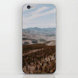 New Hampshire White Mountains iPhone Skin