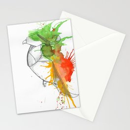 origami #3 Stationery Cards