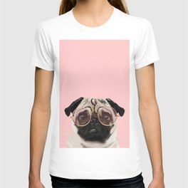 Intellectual Pug T-shirt