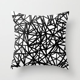 Ab  Out T Double Throw Pillow