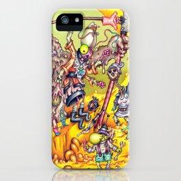 Low Life Adventurerers iPhone Case