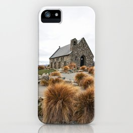 Church of the Good Shepherd, New Zealand iPhone Case