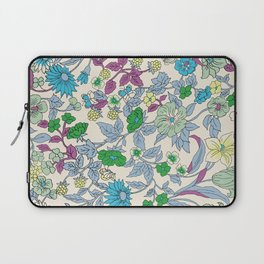 floral garden - spring Laptop Sleeve